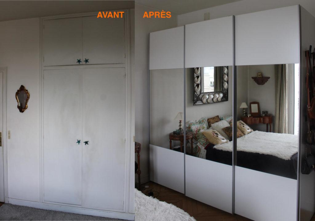 comment renover appartement avant apres