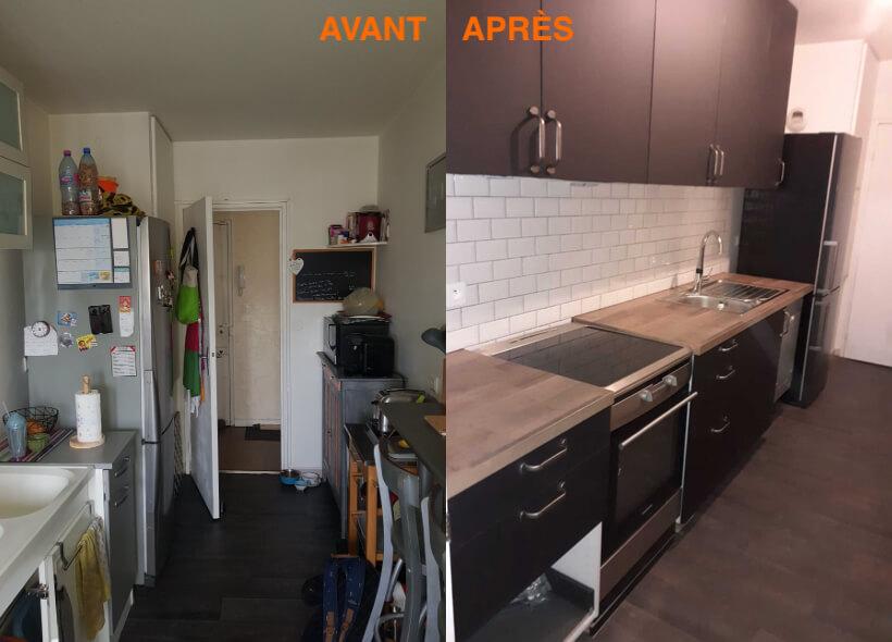 moderniser appartement avant apres