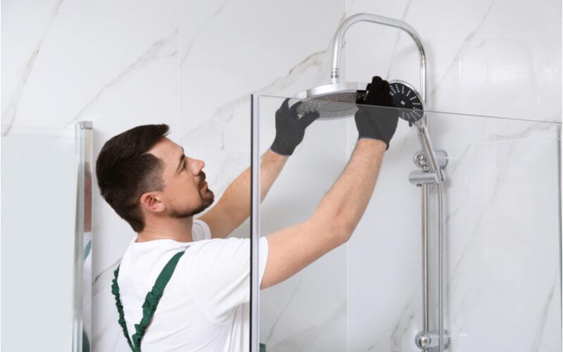 prix artisan renovation salle de bain 4m2