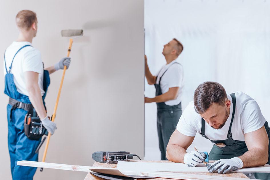 prix cout renovation appartement m2