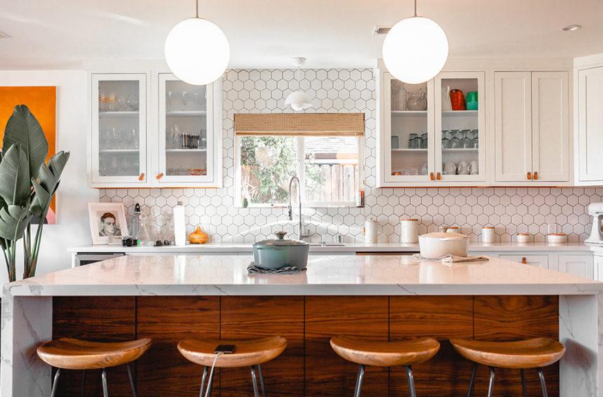prix renovation cuisine chene