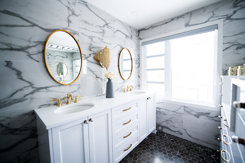 renovation salle de bain prix m2