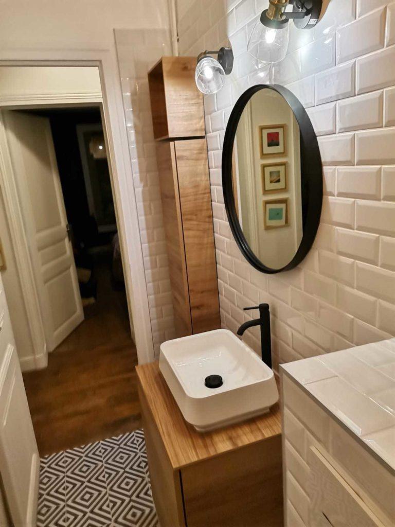 renover salle de bain paris apres